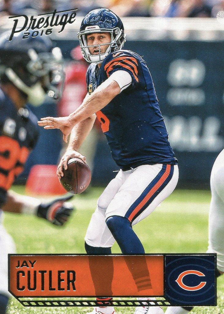 2016 Prestige Football Card #32 Jay Cutler