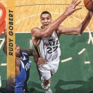 2014 Threads Basketball Card #165 Rudy Gobert