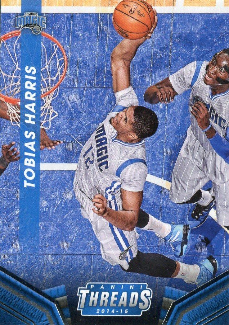 2014 Threads Basketball Card #183 Tobias Harris