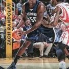 2014 Threads Basketball Card #199 Zach Randolph