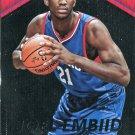 2014 Threads Basketball Card #286 Joel Embid