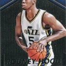 2014 Threads Basketball Card #294 Rodney Hood
