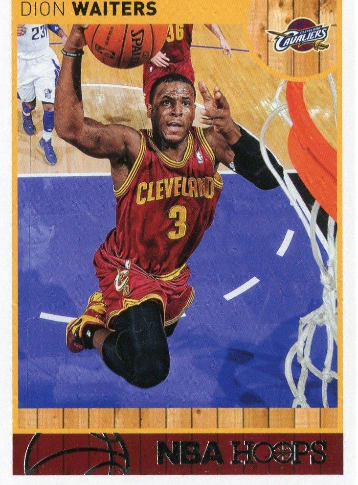 2013 Hoops Basketball Card #225 Dion Waiters