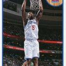 2013 Hoops Basketball Card #228 Arnett Moultrie