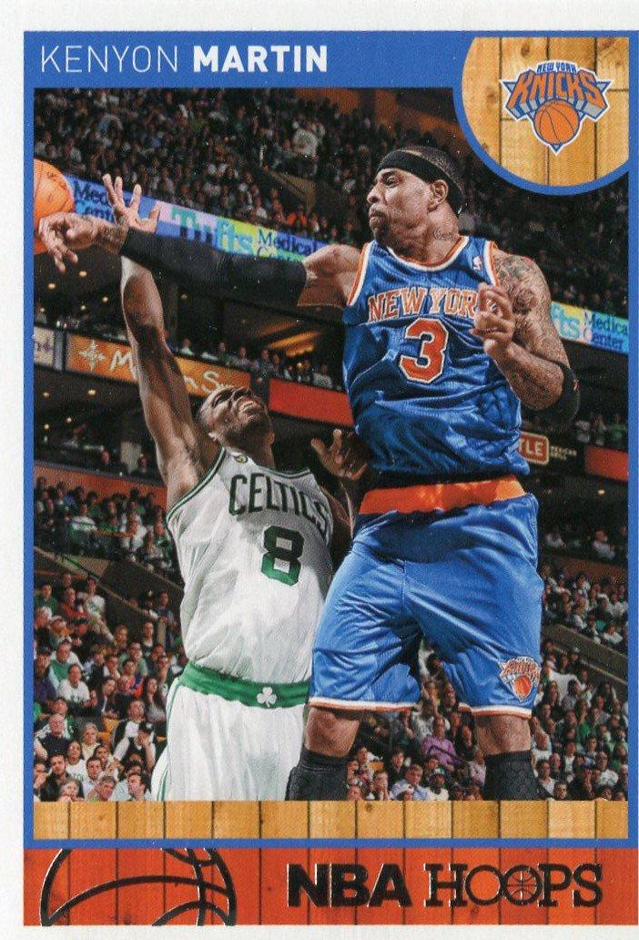 2013 Hoops Basketball Card #234 Kenton Martin