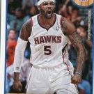 2013 Hoops Basketball Card #241 Josh Smith