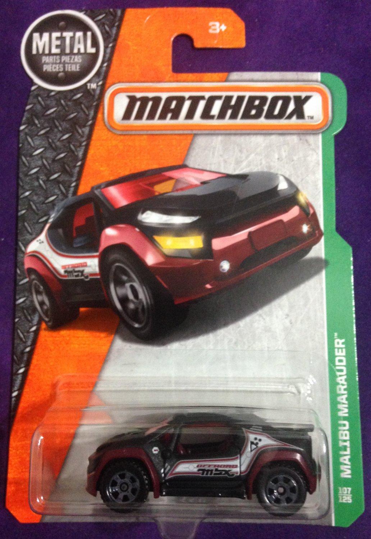 2017 Matchbox #107 Malibu Marauder