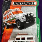 2017 Matchbox #110 Land Rover Defender 110