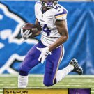 2016 Prestige Football Card #112 Stefon Diggs