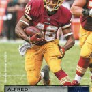 2016 Prestige Football Card #197 Alfred Morris