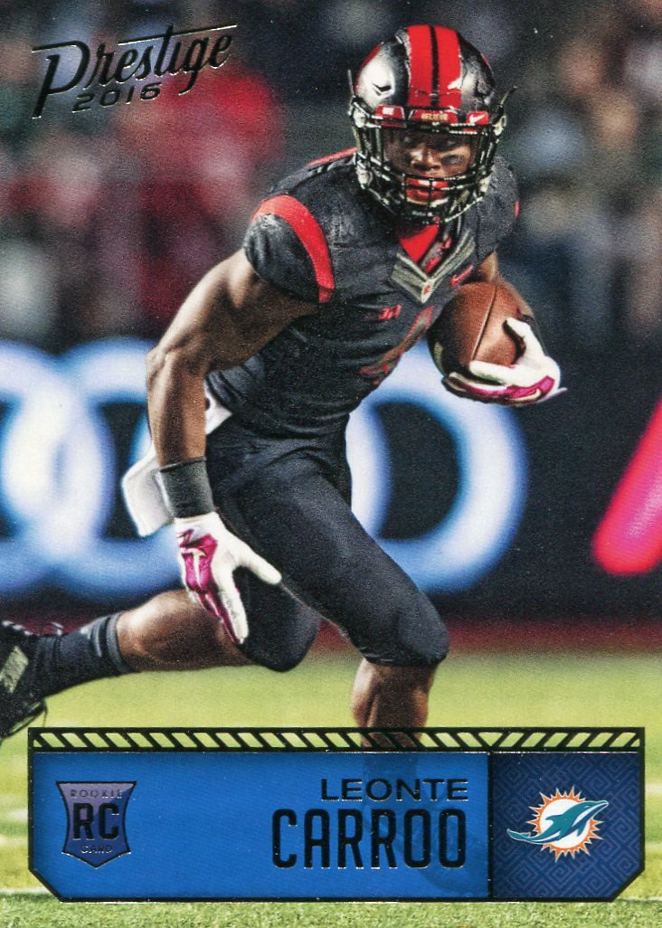 2016 Prestige Football Card #246 Leonte Carroo