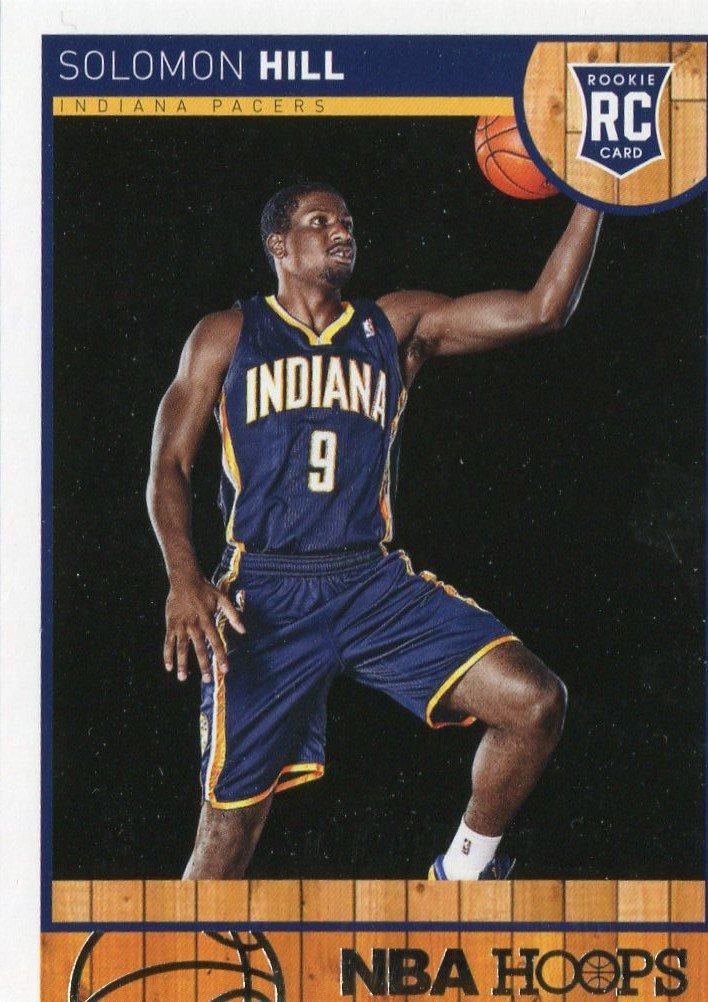 2013 Hoops Basketball Card #283 Solomon Hill