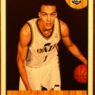 2013 Hoops Basketball Card #287 Rudy Gobert