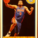 2013 Hoops Basketball Card #293 Tony Mitchell