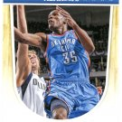 2011 Hoops Basketball Card #170 Kevin Durant