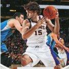 2012 Hoops Basketball Card #207 Robin Lopez