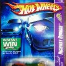 2006 Hot Wheels #95 Rigor Motor