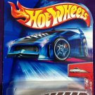 2004 Hot Wheels #49 Crooze Low Flow