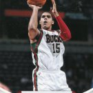 2012 Hoops Basketball Card #240 Tobias Harris