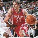 2012 Hoops Basketball Card #252 Chandler Parsons