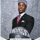 2012 Hoops Basketball Card #279 Thomas Robinson