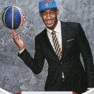 2012 Hoops Basketball Card #291 Perry Jones III
