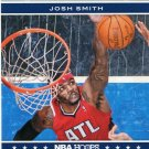 2012 Hoops Basketball Card Board Members #13 Josh Smith