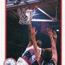 1991 Hoops McDonalds Basketball Card #31 Hersey Hawkins