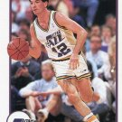 1991 Hoops McDonalds Basketball Card #45 John Stockton