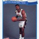 1991 Hoops McDonalds Basketball Card #56 Karl Malone