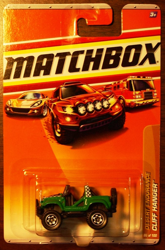 2010 Matchbox #86 Cliff Hanger