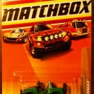 2010 Matchbox #86 Cliff Hanger