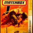 2009 Matchbox #75 Quick Sander