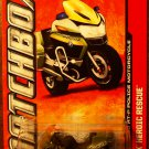 2013 Matchbox #114 BMW R1200 RT-P Police Motorcycle