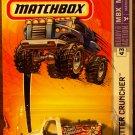 2006 Matchbox #43 Critter Cruncher