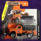 2015 Matchbox Short Card #33 MBX 12L SHVL