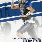 2016 Prestige Football Card Blue Chip #16 Paxton Lynch