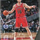 2016 Hoops Basketball Card #16 Pau Gasol