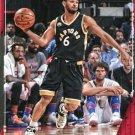 2016 Hoops Basketball Card #115 Cory Joseph