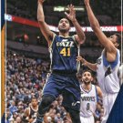2016 Hoops Basketball Card #160 Trey Lyles