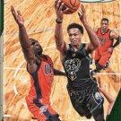 2016 Hoops Basketball Card #165 Rashad Vaughn