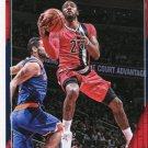 2016 Hoops Basketball Card #154 John Wall