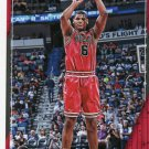 2016 Hoops Basketball Card #167 Christano Felicio
