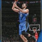 2016 Hoops Basketball Card #206 Evan Fournier
