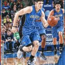 2016 Hoops Basketball Card #208 Ersan Ilyasova