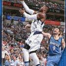 2016 Hoops Basketball Card #211 Wesley Matthews