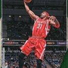 2016 Hoops Basketball Card #231 Jason Terry