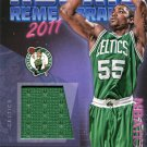 2016 Hoops Basketball Card Rookie Remembrance #11 Etwaun Moore
