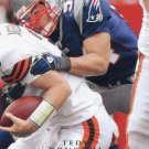 2008 Upper Deck Football Card #115 Tedy Bruschi