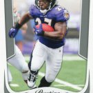 2011 Prestige Football Card #17 Ray Rice